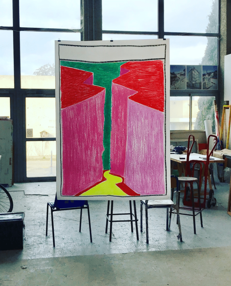 Vanessa-Husson-vue+atelier+paysage+dessin+falaise